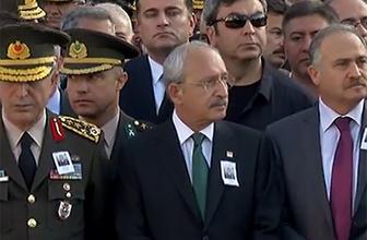Şehit Yarbay Ejdar'ın cenaze töreni