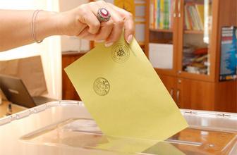1 Kasım seçim sonuçları AK Parti ilk kez...