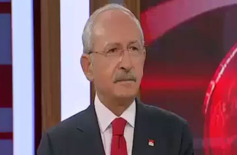 Kılıçdaroğlu: Haberi Erdoğan'dan öğrendim