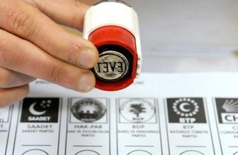 Seçim sonuçları nasıl çıkar 1 Kasım seçim anketleri