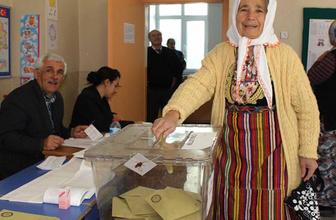 Yurt dışı oyları sayılmaya başlandı!