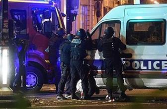 Paris son durum teröristler böyle gelmiş!