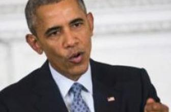 Obama'nın gidişi için hava trafiği durduruldu!
