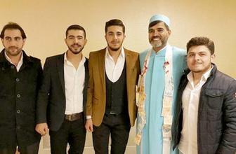 Yaşar Alptekin'in nikah görüntüleri ortaya çıktı!