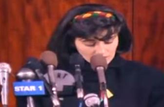 Leyla Zana 1991 Milletvekili Yemini