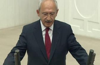 Kılıçdaroğlu yemin etti CHP'liler ayağa kalktı