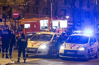 Paris'te operasyon silahlı çatışma çıktı