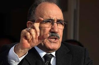 Beşir Atalay HDP'yi ihanetle suçladı o cümleyi açıkladı