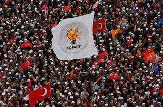 AK Parti Düzce'den tulum çıkardı!