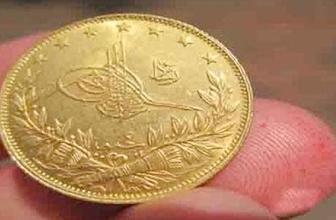 Gazze'de Osmanlı parası bulundu