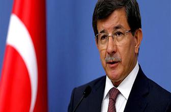 Davutoğlu: Tahir Elçi'nin ailesine söz verdim, bu olay aydınlatılcak
