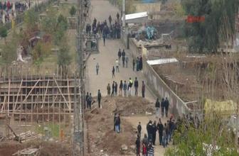 Cizre'de eş zamanlı saldırılar!