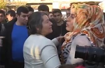 HDP'liler isyan eden vatandaşı susturmak istedi