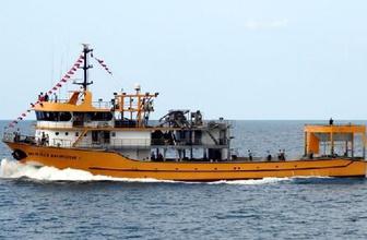 Kaptan 'ateş açıldı' iddiasını yalanladı