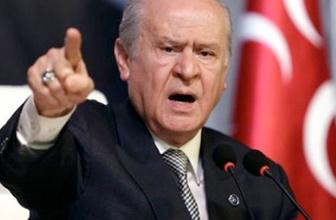Devlet Bahçeli'den HDP'ye olay sözler