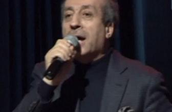 Mehdi Eker 'Ey Sevgili' şiirini okudu
