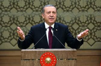 Erdoğan'dan Twitter'da kandil mesajı