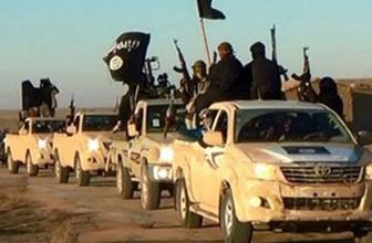 IŞİD barajdan çekildi yol kesildi!