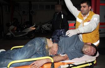 Polise ateş açan PKK'lı anında vuruldu!