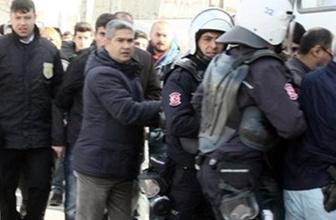 Üniversitede Uludere gerilimi: 43 gözaltı!