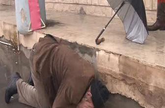 Diyarbakır'da izinsiz yürüyüşe polis müdahalesi