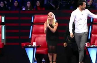 Yarışmacının jüri seçimi sırasında ortalık karıştı!