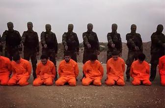 Şam Cephesi esir aldığı IŞİD üyelerinin görüntülerini yayınladı