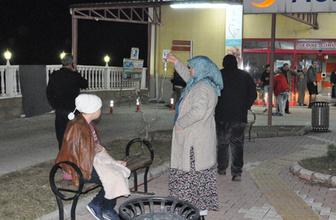 Kırşehir'i deprem değil dedikodu vurdu