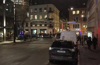 İsveç'in başkentinde şiddetli patlama!