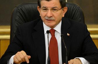 Davutoğlu'ndan Cizre iddialarına sert cevap!