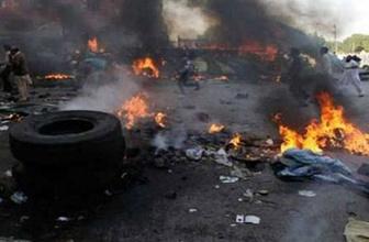 Çocuk intihar bombacısı dehşeti: 20 ölü