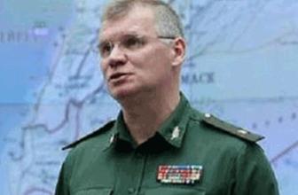 Rusya'dan flaş hava sahası ihlali açıklaması