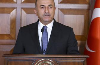 Çavuşoğlu'ndan kritik El Nusra açıklaması!