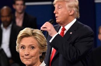 ABD başkanlık seçimi anket sonuçları Trump mı Clinton mı?