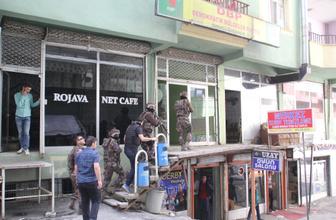 HDP ve DBP binalarına polis baskını!