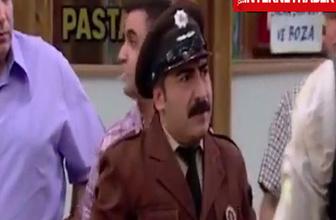 TRT'deki bu sahne daha yayınlanmadan olay oldu!