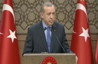 Cumhurbaşkanı Erdoğan 'Terör örgütlerinin gelip bize saldırmasını beklemeyeceğiz'