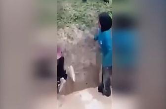 Kız çocuklarına kan donduran yılanlı işkence