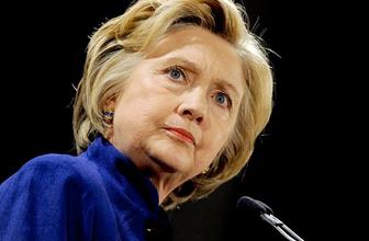 Seks skandalı Clinton'ı bitirdi en son oy oranı şoke etti!