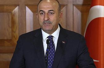 Çavuşoğlu'ndan Irak'a Başika cevabı