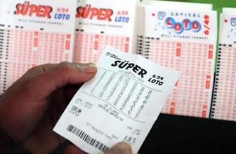 Süper Loto sonuçları 6 Ekim bilet sorgulama!