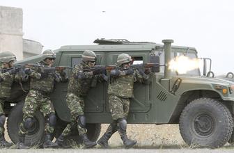 NATO ile Gürcistan'dan ortak tatbikat