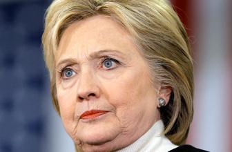 Hillary Clinton yenilgi için bakın kimi suçladı!