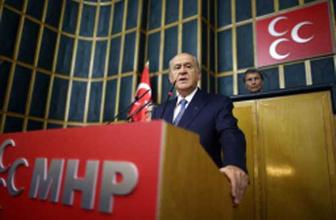 Bahçeli'den CHP'ye yeni anayasa çağrısı