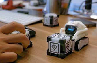 Duyguları olan robot: Cozmo