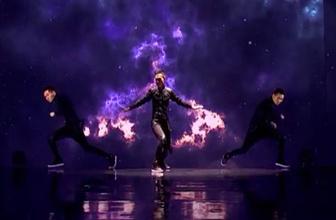 Jürinin aklını başından alan harika koreografi