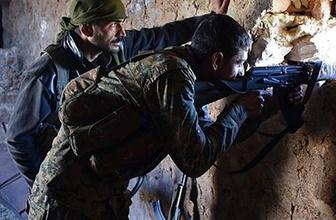 Halep'te cihatçılara büyük darbe!
