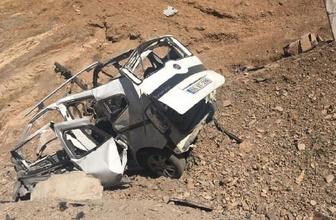 PKK'dan asker ziyaretine giden aileye hain saldırı