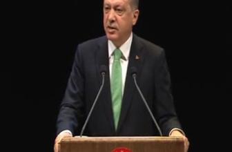 Erdoğan açıkça söyledi! Hepinizin adresini biliyoruz
