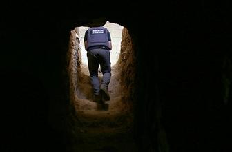 DEAŞ'ın Başika'daki tünelleri